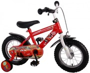 VOLARE DETSKY BICYKEL, CARS 12 DIAMOND FRAME, RED /V-11248-CH/