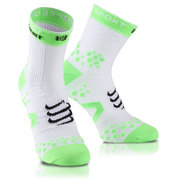 Kompresné ponožky Compressport Strapping Socks Recovery White, T4